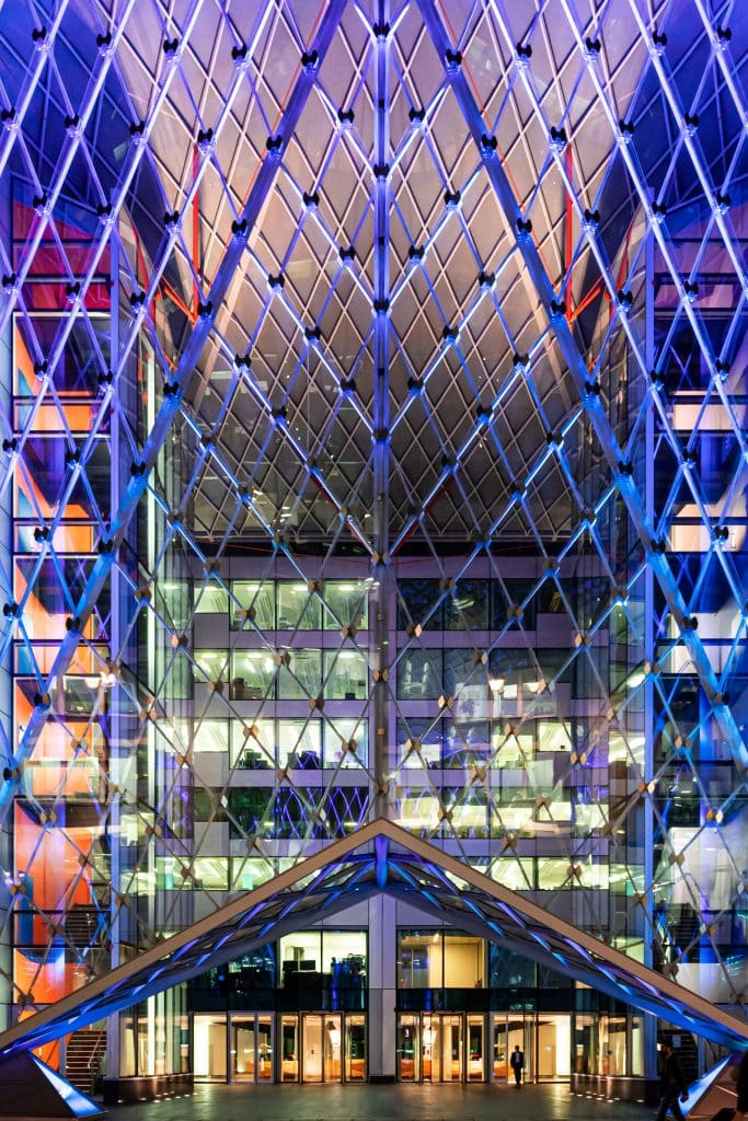 55 Baker Street à Londres (Make Architects) I - Photographe Architecture - Michael Bouton - edifice-photo.com - Artchitecture