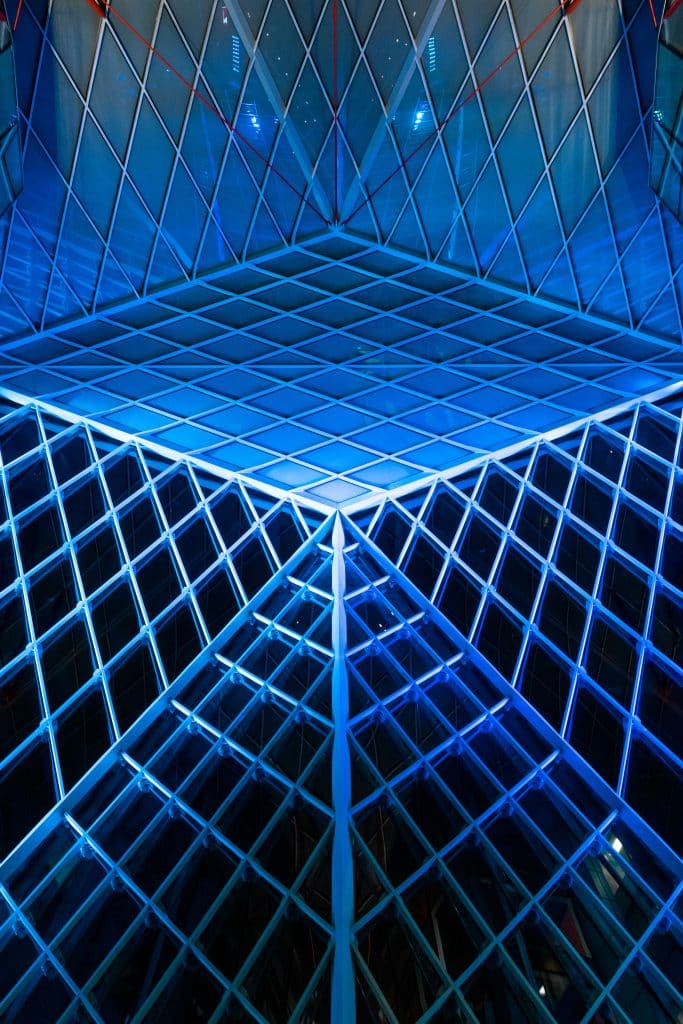 55 Baker Street à Londres (Make Architects) II - Photographe Architecture - Michael Bouton - edifice-photo.com - Artchitecture