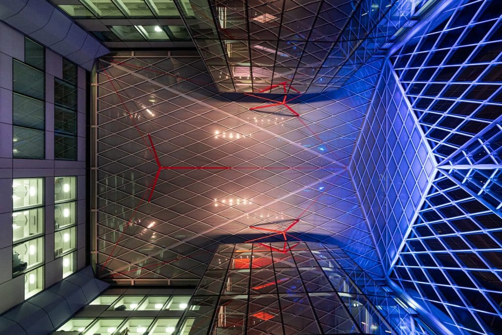 55 Baker Street à Londres (Make Architects) III - Photographe Architecture - Michael Bouton - edifice-photo.com - Artchitecture