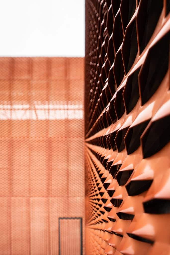 Forum à Saint-Louis (Manuelle Gautrand) - Photographe Architecture - Michael Bouton - edifice-photo.com - Artchitecture