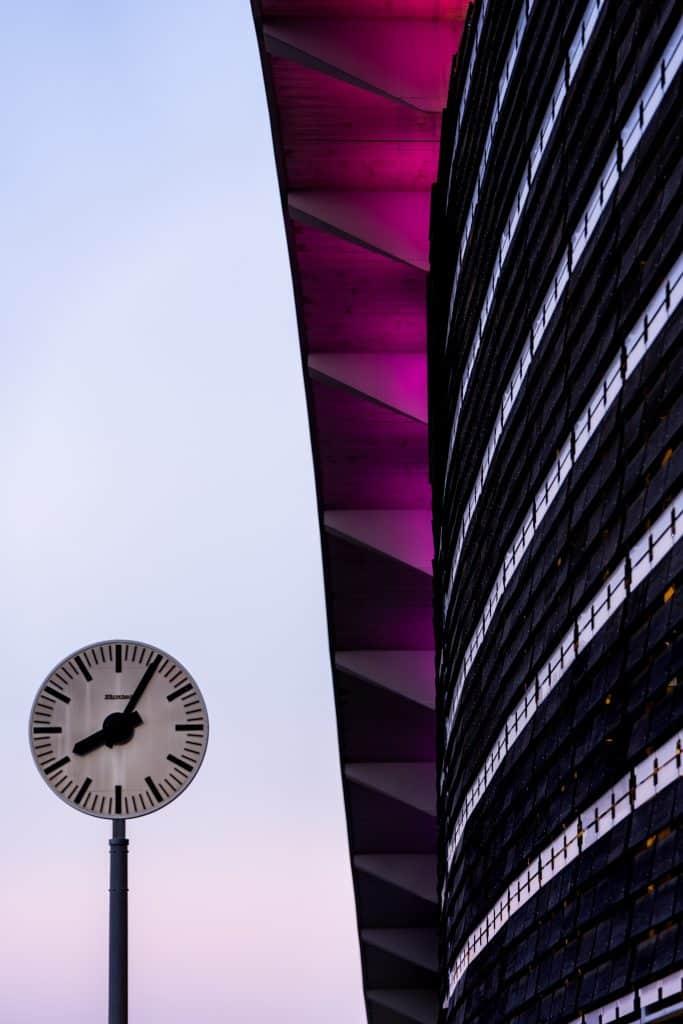 Gare TGV d'Aix-En-Provence (AREP) - Photographe Architecture - Michael Bouton - edifice-photo.com - Artchitecture