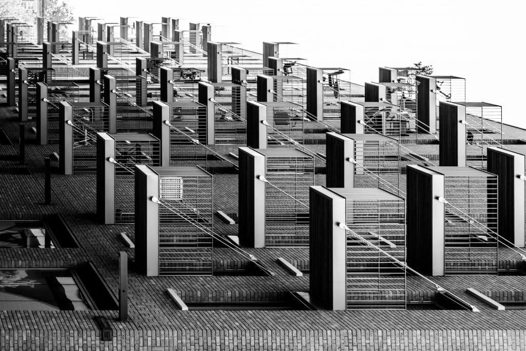 Godwin House à Londres - Photographe Architecture - Michael Bouton - edifice-photo.com - Artchitecture
