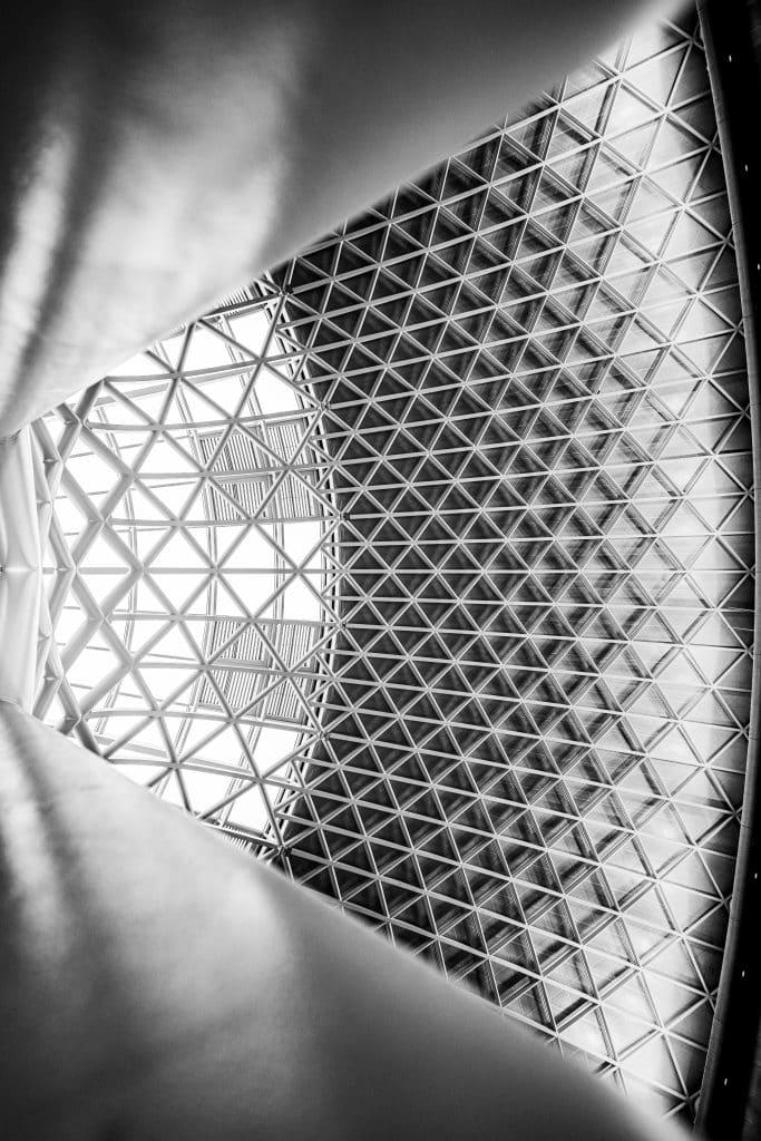 King's Cross Station à Londres (John McAslan + Partners) II - Photographe Architecture - Michael Bouton - edifice-photo.com - Artchitecture