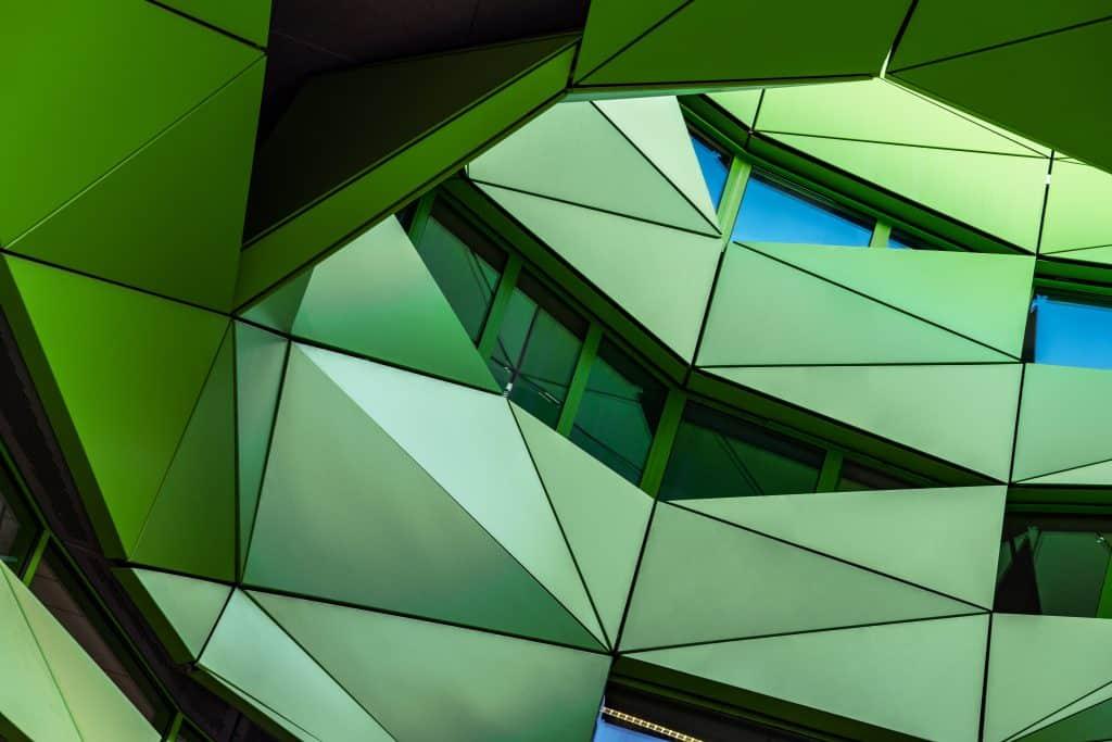 Le Cube Vert à Lyon (JAKOB + MACFARLANE) - Photographe Architecture - Michael Bouton - edifice-photo.com - Artchitecture