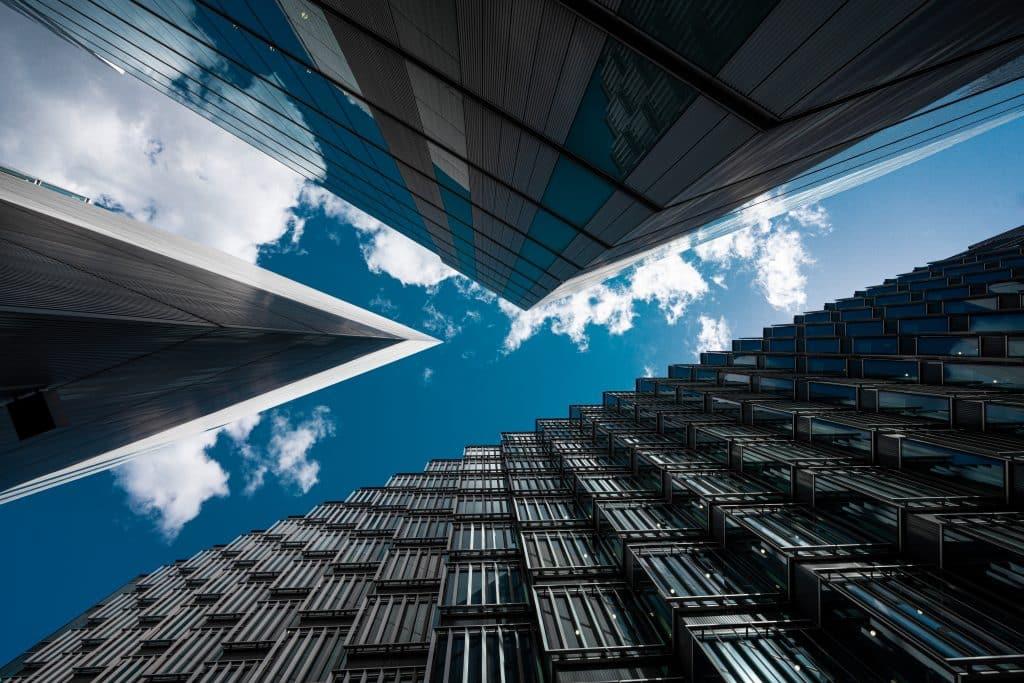 Looking Up More London Riverside à Londres - Photographe Architecture - Michael Bouton - edifice-photo.com - Artchitecture