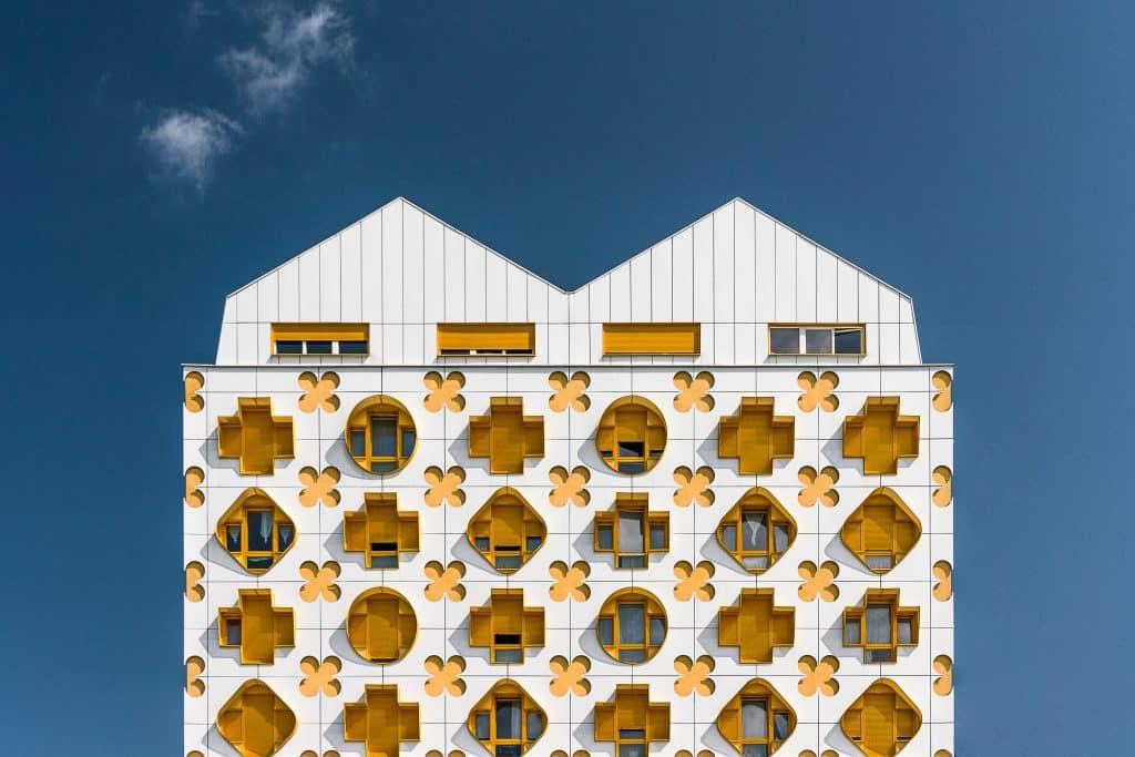 MacDonald à Paris (Stephan Maupin) - Photographe Architecture - Michael Bouton - edifice-photo.com - Artchitecture
