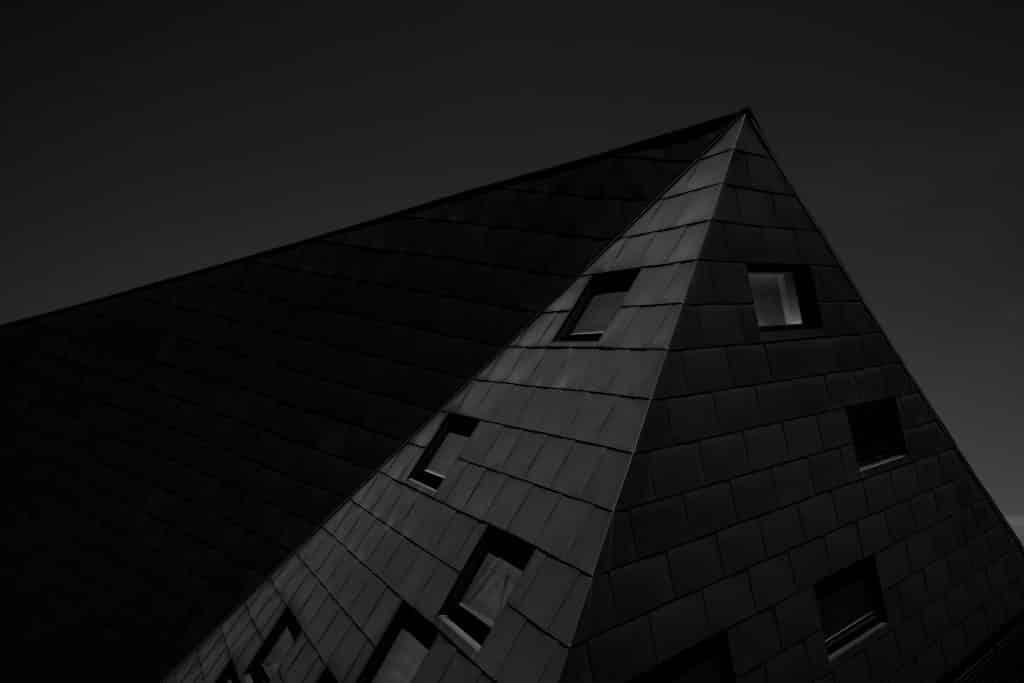 Origami à Mulhouse (Paul LeQuernec) I - Photographe Architecture - Michael Bouton - edifice-photo.com - Artchitecture