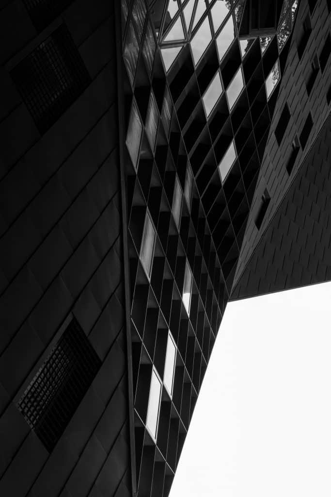 Origami à Mulhouse (Paul LeQuernec) II - Photographe Architecture - Michael Bouton - edifice-photo.com - Artchitecture