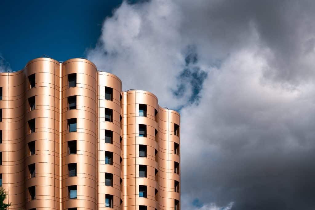 Tour des Jeunes Mariés à Noisiel (Philippe Deslandes, Antoine Felletin) - Photographe Architecture - Michael Bouton - edifice-photo.com - Artchitecture