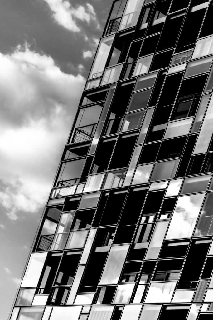 Ycone à Lyon (Jean Nouvel) - Photographe Architecture - Michael Bouton - edifice-photo.com - Artchitecture