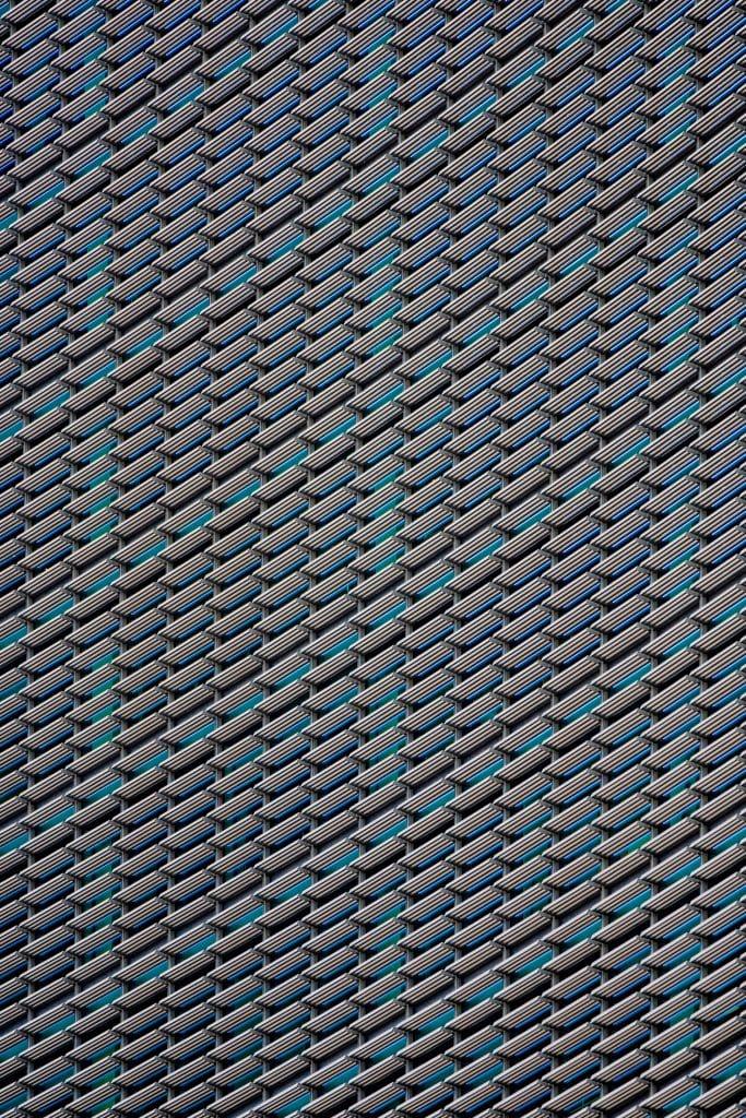 Detail de la partie concave du 20 Fenchurch Street à Londres -Photographe Architecture - Michael Bouton