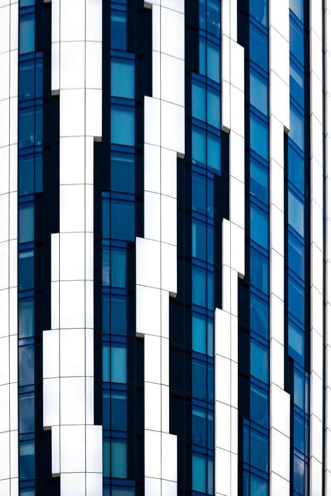 Facade de la tour Strata à Londres (par BFLS architect) - Photographe Architecture - Michael Bouton