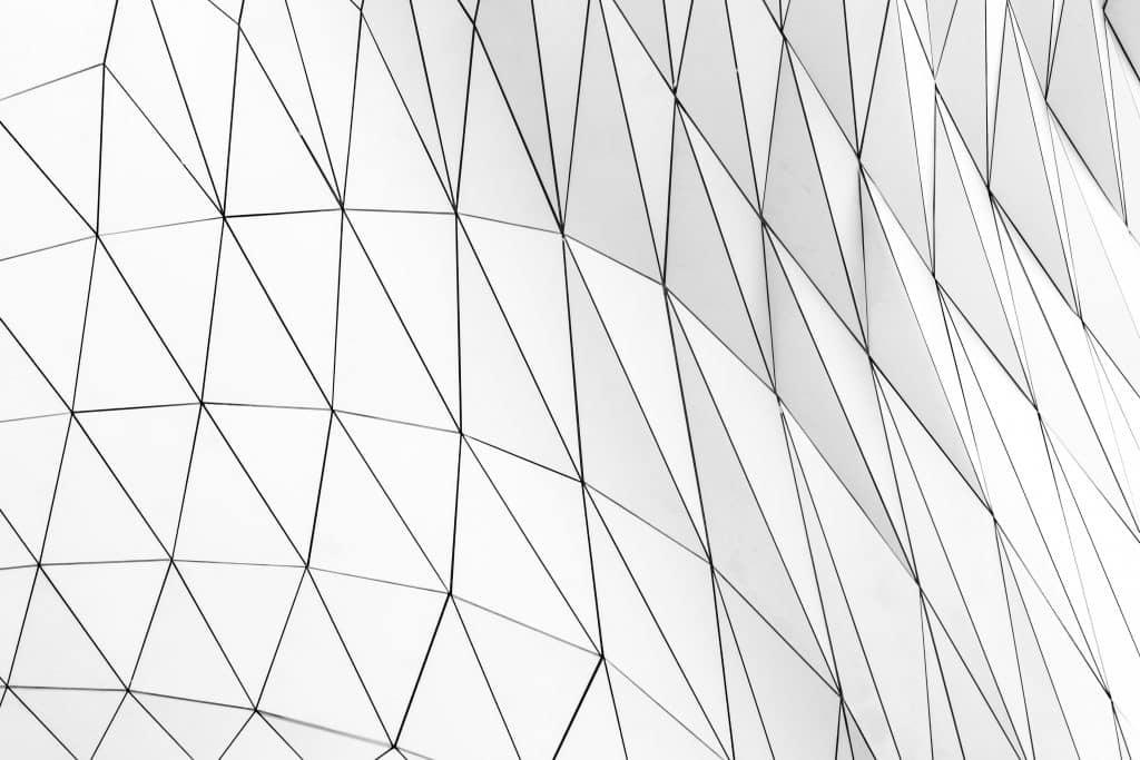 Panneaux du Nuage du musée des confluences à Lyon - Photographe Architecture - Michael Bouton