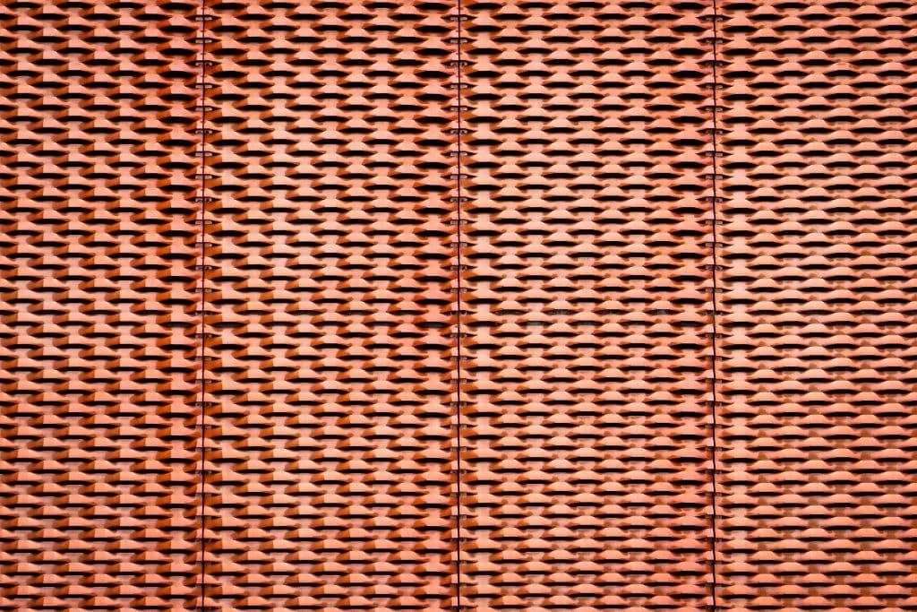 Photo grille en cuivre - Photographe Architecture - Michael Bouton