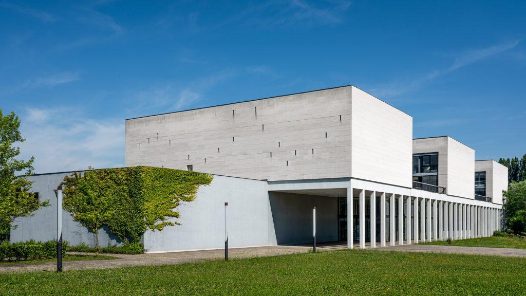 ISU Illkirch Graffenstaden, près de Strasbourg en Alsace (architectes : Archetype Orth Jacques & Schouvey Christian) - Michael Bouton - Photographe Architecture