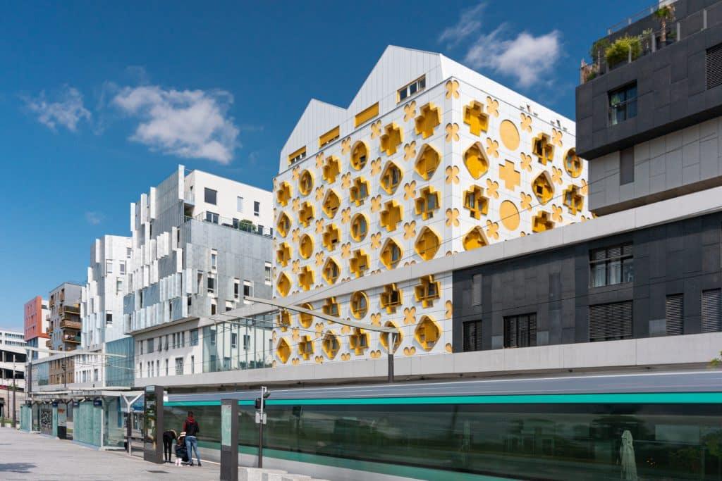 68 Cesaria Evora à Paris (Architectes : Stephan Maupin) - Michael Bouton - Photographe Architecture