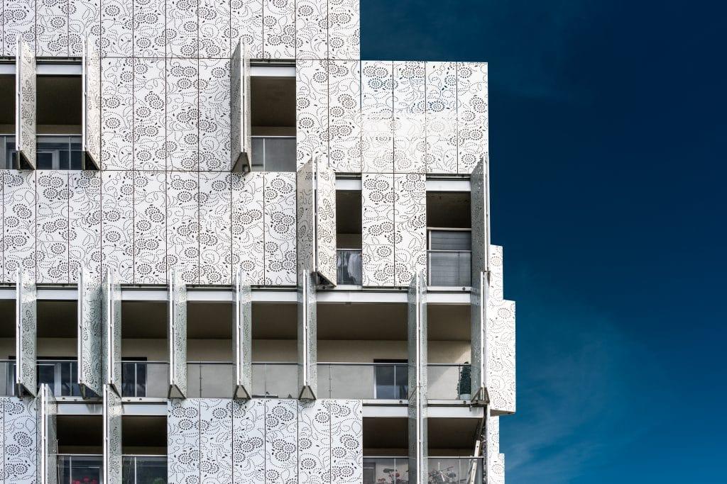 74 Cesaria Evora à Paris (Architectes : Brenac & Gonzalez) - Michael Bouton - Photographe Architecture