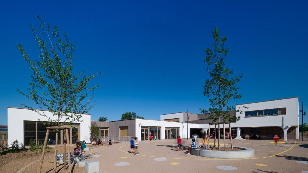 photos architecture école alsace