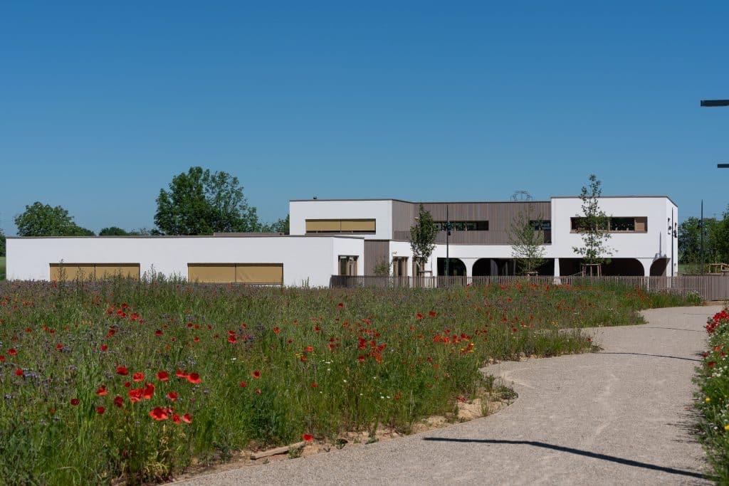 photos architecture école alsace - chmapetre
